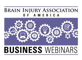BIAA Business of Brain Injury Webinar