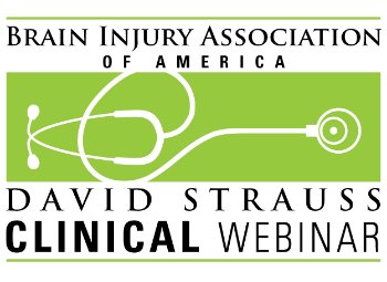 David Strauss Memorial Clinical Lecture live webinar