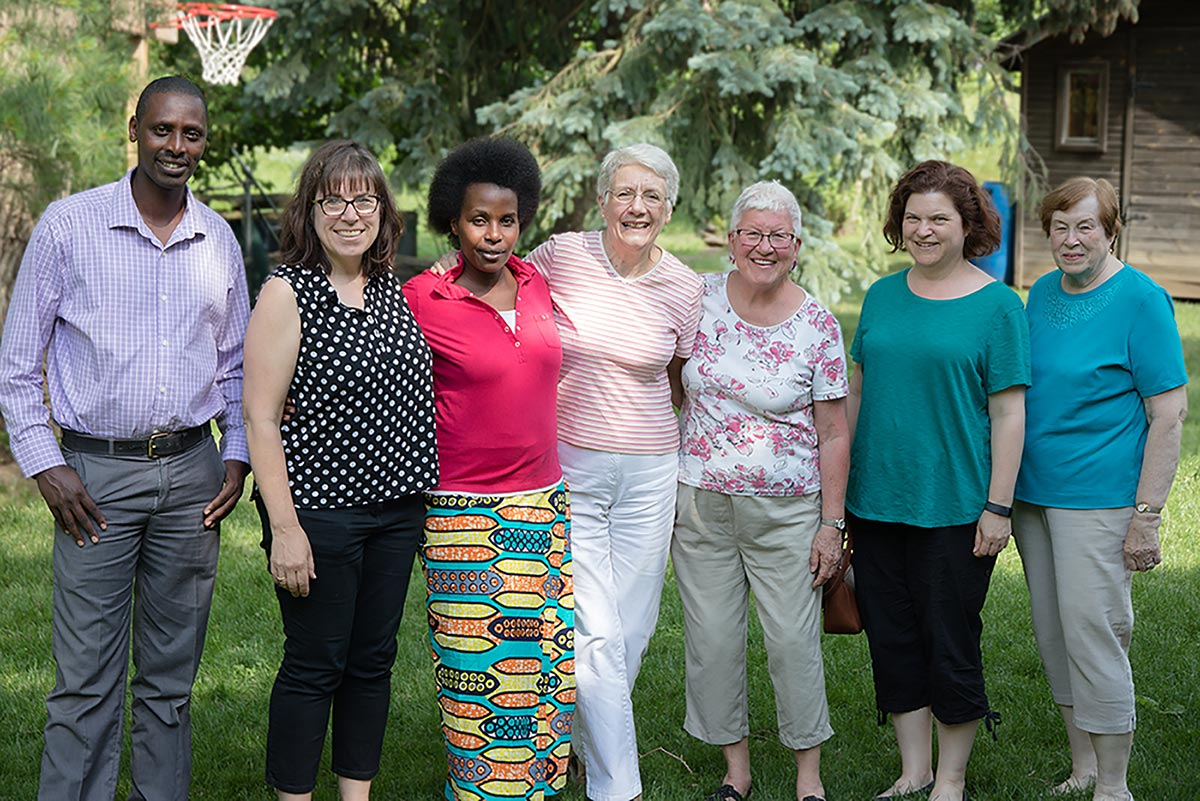 Ecumenical Welcoming Partnership