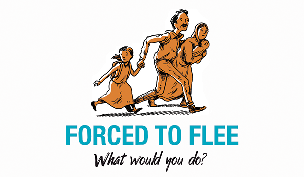 Forced to Flee - What would you do?