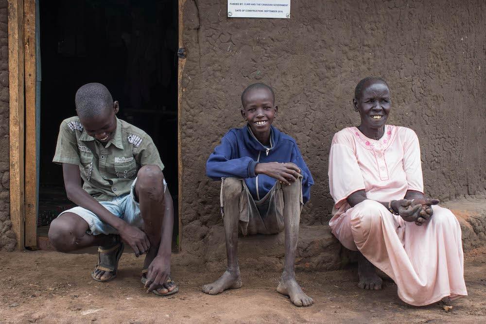 Shelters in Uganda