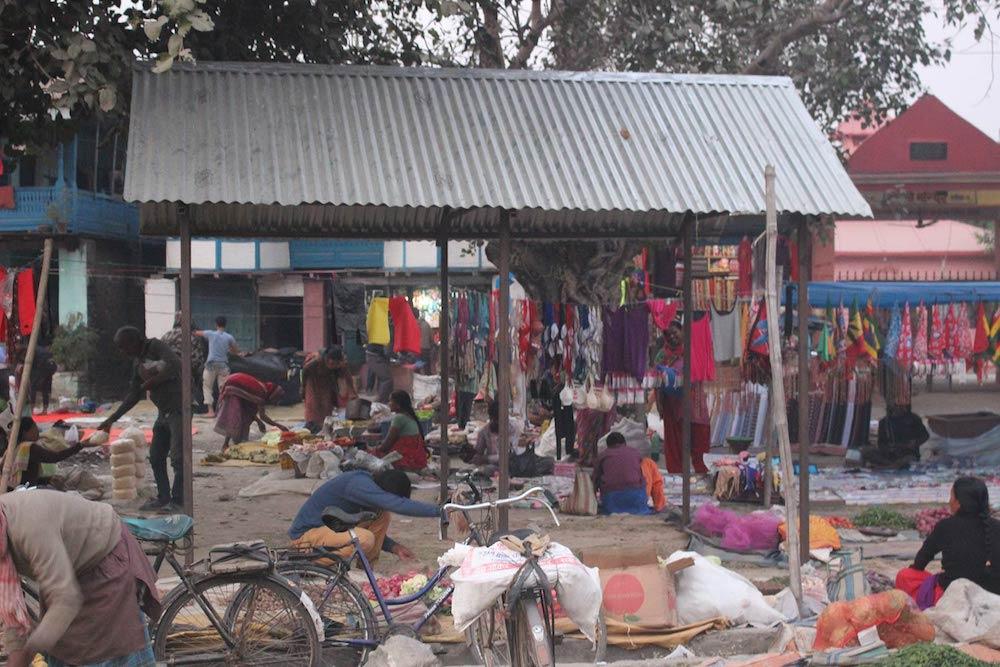 A market centre