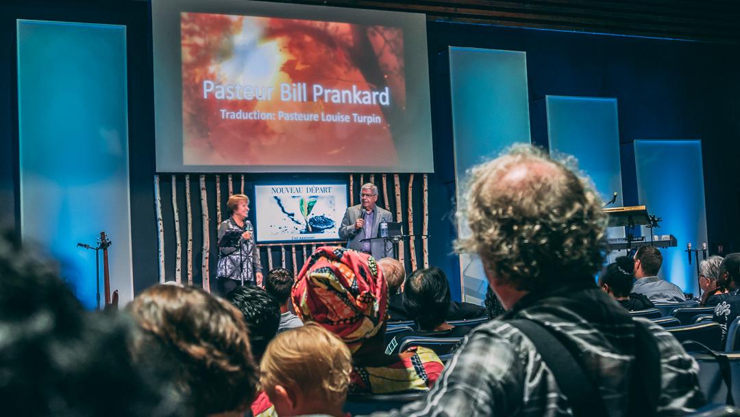Healing for Ottawa! - Bill Prankard Evangelistic Association
