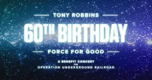 Image result for tony robbins force for good