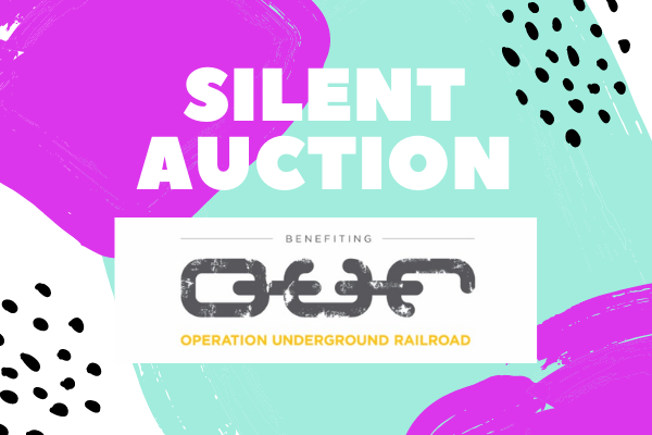 Silent Auction for O.U.R.