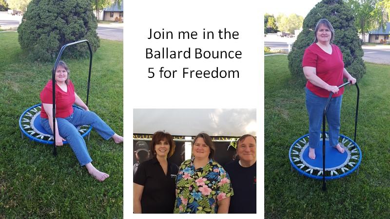 Ballard Bounce 5 for Freedom