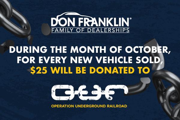 Don Franklin Auto- Operation Rescue
