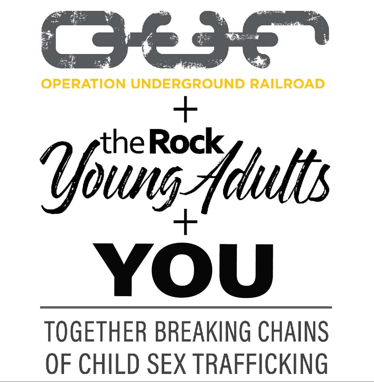 The Rock Young Adults Campaign for Kids