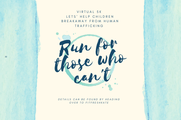 Run For Those Who Can't