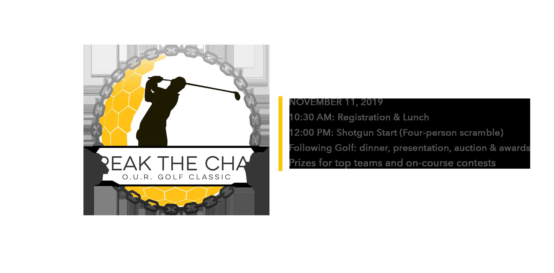 Break the Chain Dallas Golf Classic