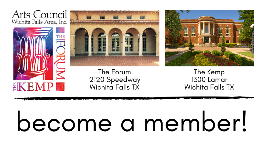 Become A Member of The Arts Council WF