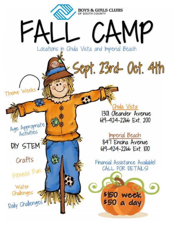 2019 Fall Camp