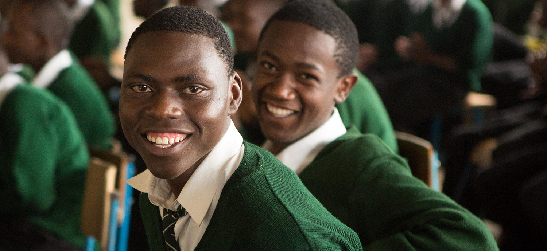 Meet Kenya's Future