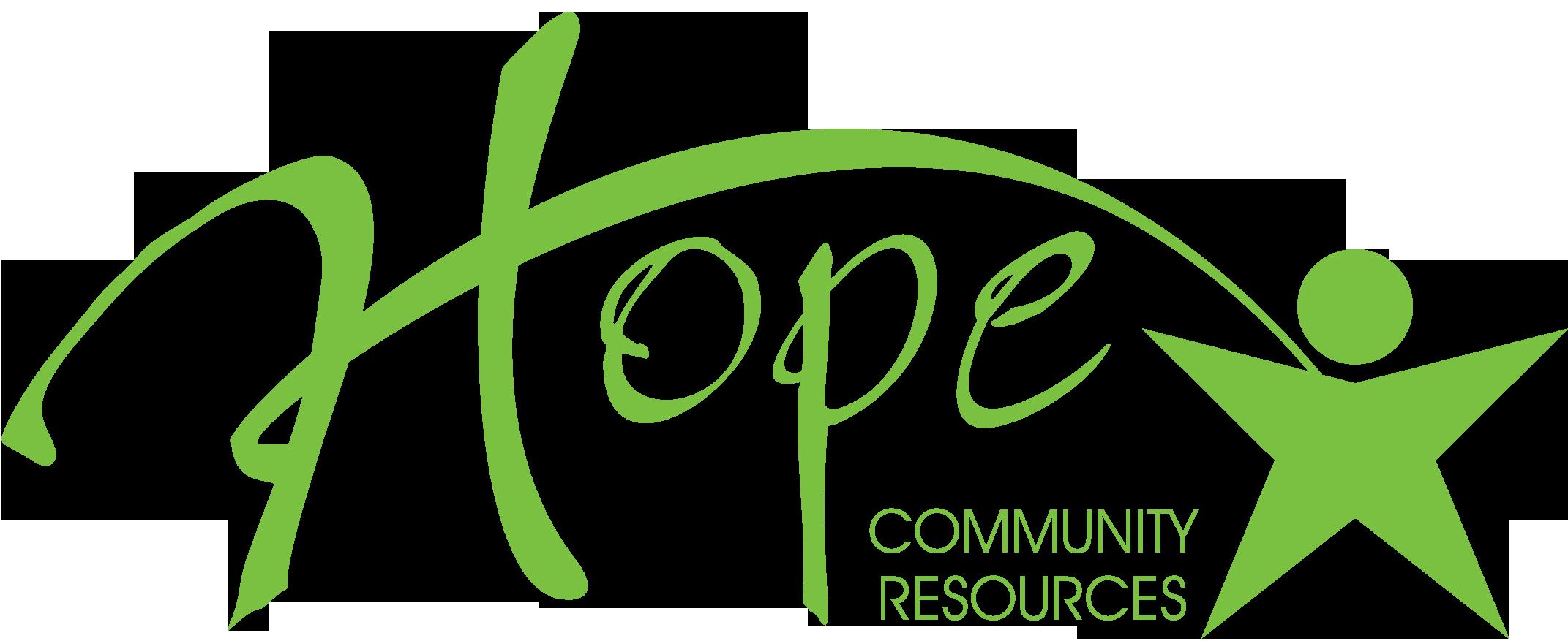 Hope Community Resources logo