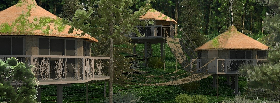 Mountaineer Section Treehouses