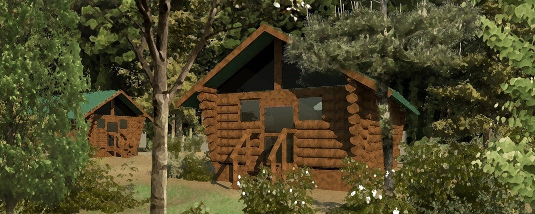 Woodsmen Section Cabins