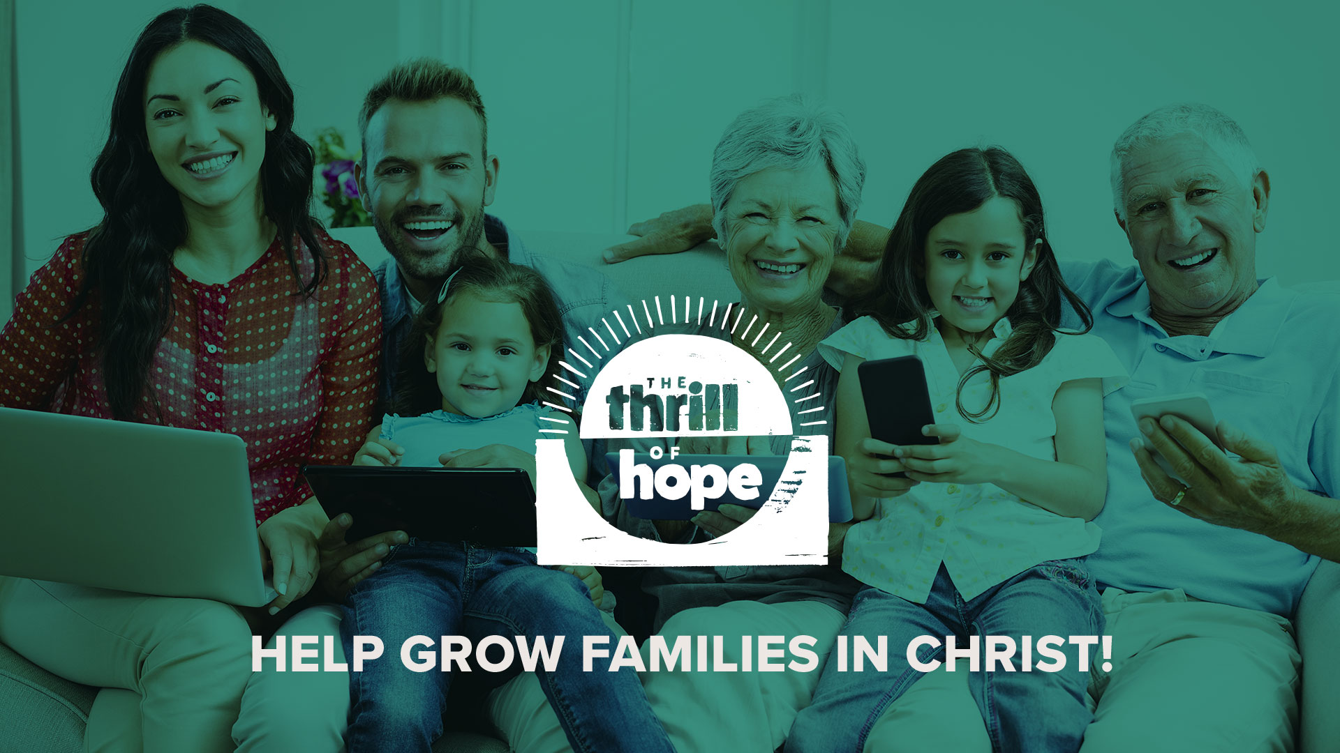 Help Grow Families in Christ!