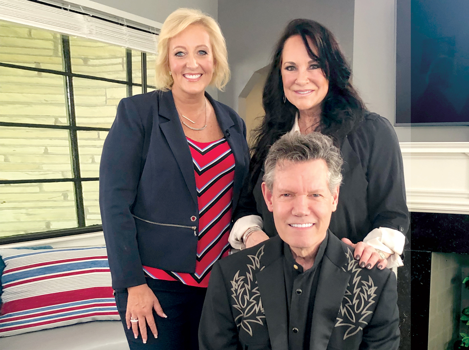 Randy Travis on 100 Huntley Street