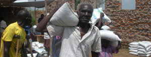 Uganda – Clean Water & School Feeding Programs