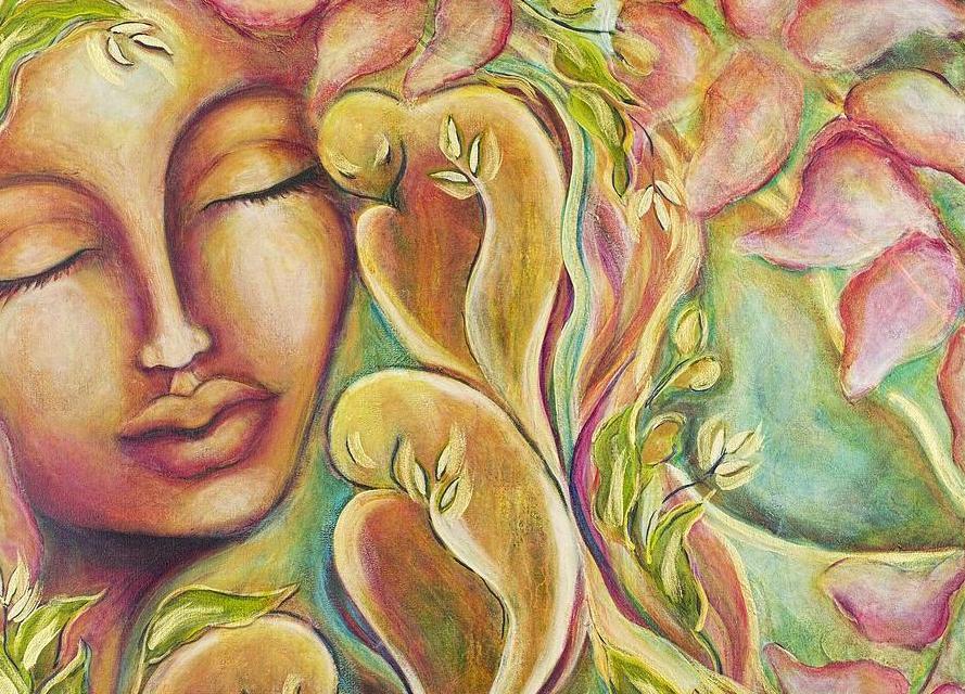 The Healing Keys inside the Female Body - Flora Abe