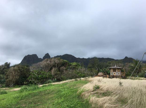 Kauai mountain