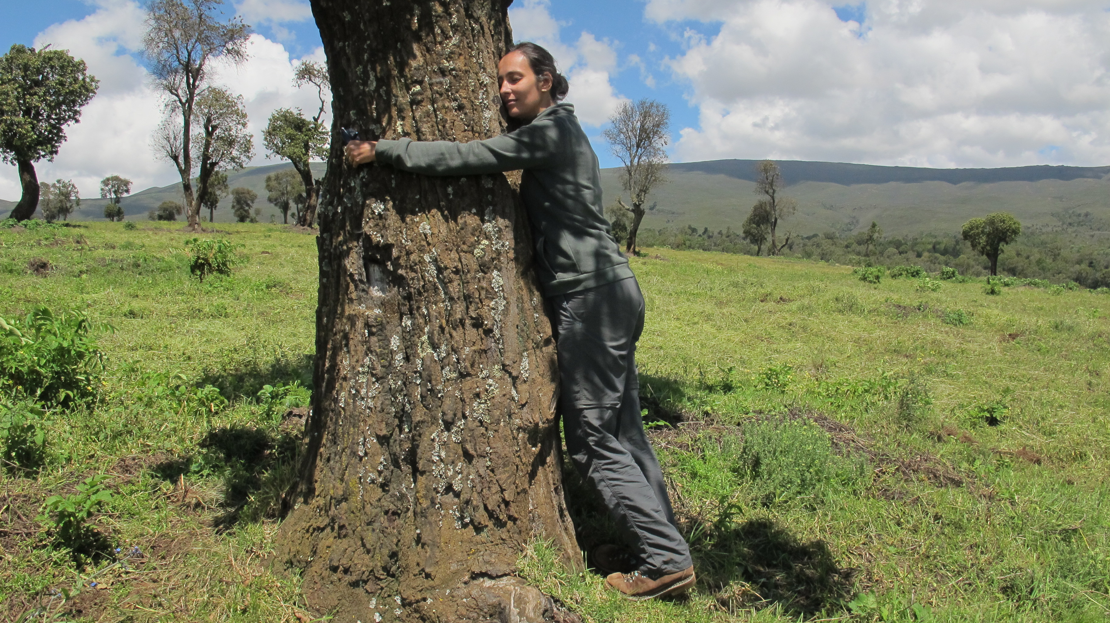 Lauriane in My Kenya