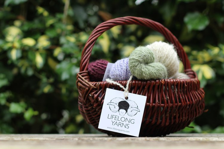 Lifelong Yarns sample