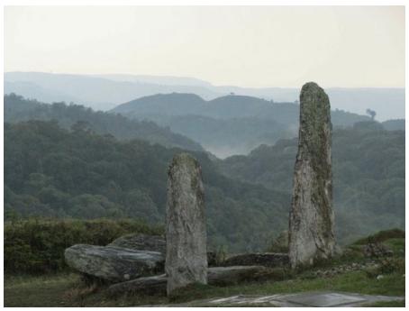 Monoliths Khasi Hills