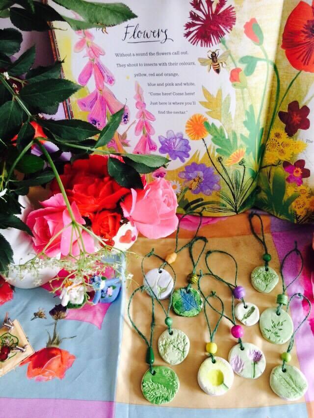 nadias flower alter
