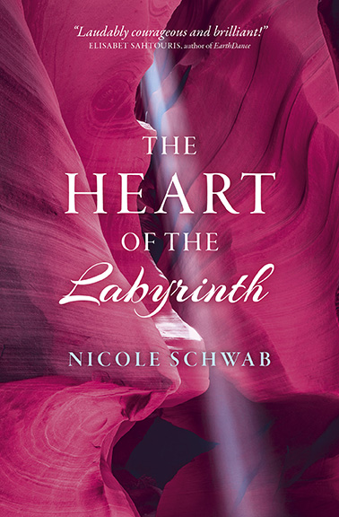 Nicole Schwaub The-Heart-of-the-Labyrinth cover front 72