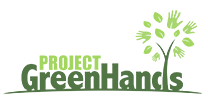 Project Greenhands logo