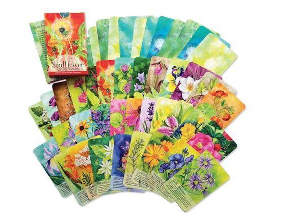 Soulflower Cards Lisa Estabrook