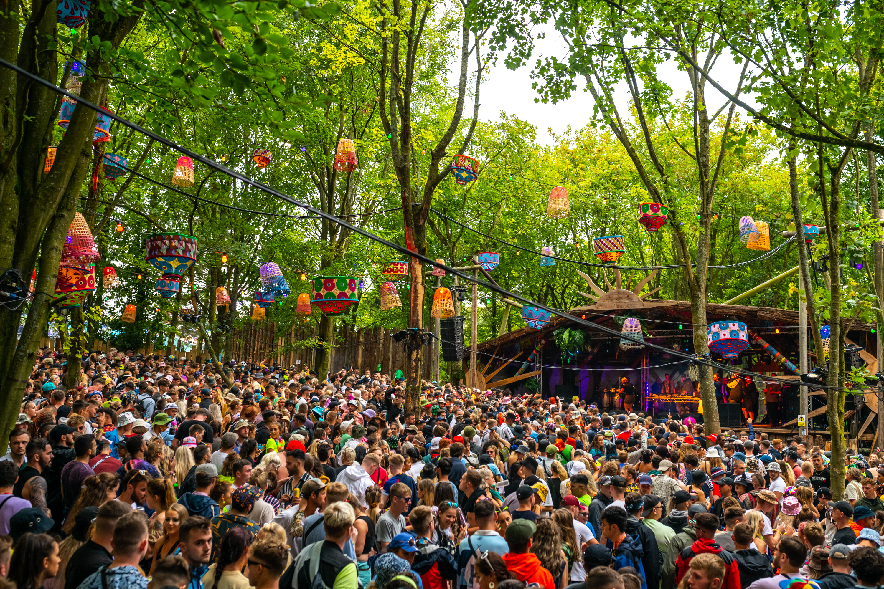 Boomtown Fair Forest