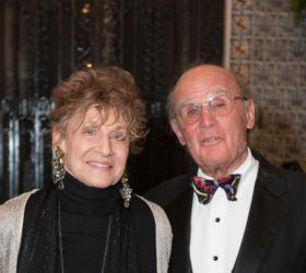 Ellen Liman and Terry Liebman