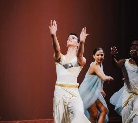 Dancing Dreamer: Alec Mittenthal