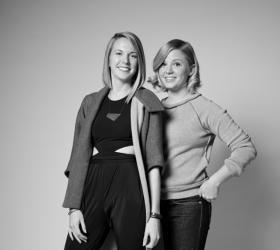 Megan Balch & Jaime Barker