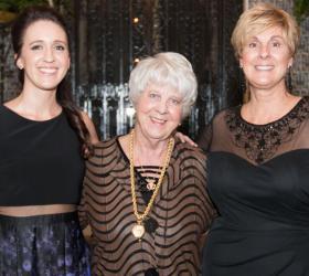 Melissa Glosmanova, Josephine Wurster, Cynthia Sjogren