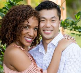 Rochelle & Andrew Chang