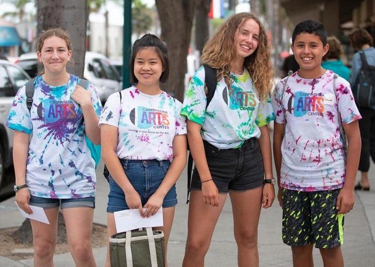 2019 Summer Camp Teen Volunteers