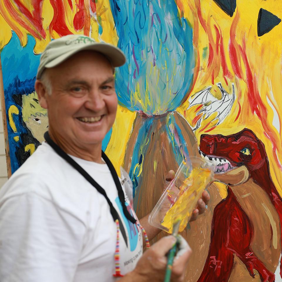 2019 John Wullbrandt Teen Mural Project