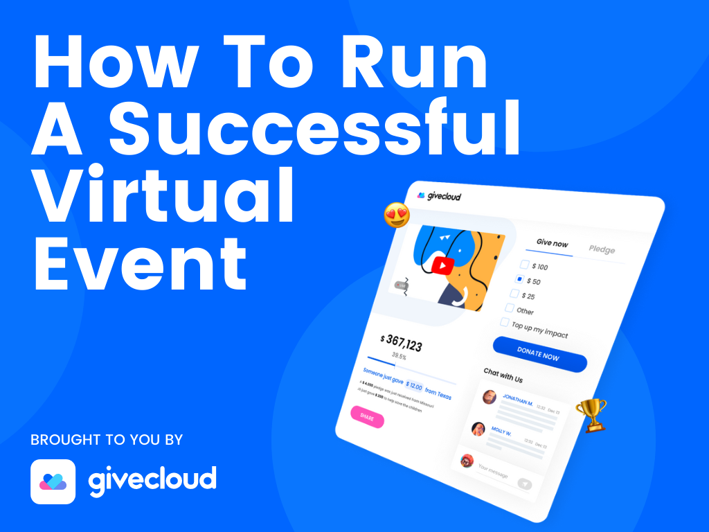 How to run a successful virtual event.