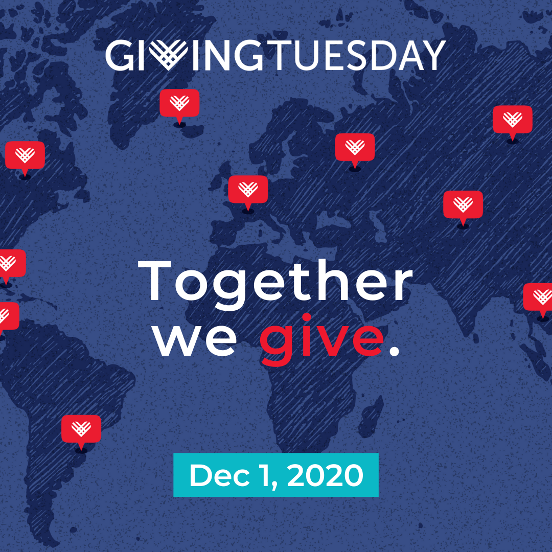 Giving Tuesday, Together We Give