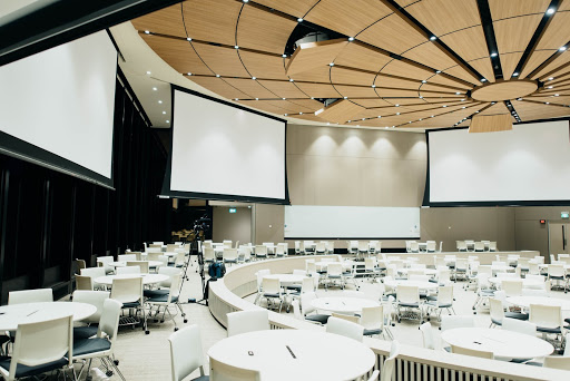 Large in person event space