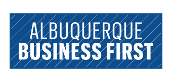 Albuquerque Business First Logo Doggie Dash & Dawdle 2020