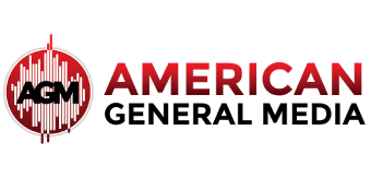 American General Media Logo Doggie Dash & Dawdle 2020