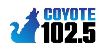 Coyote 102.5 Logo Doggie Dash & Dawdle 2020