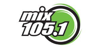 Mix 105.1 Logo Doggie Dash & Dawdle 2020