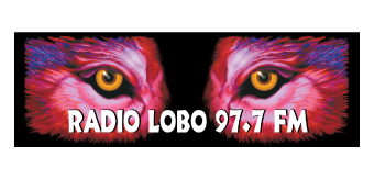 Radio Lobo 97.7 Logo Doggie Dash & Dawdle 2020