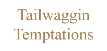Tailwaggin Temptations Vendor Logo Doggie Dash & Dawdle 2020