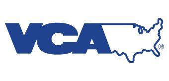 VCA logo Doggie Dash & Dawdle 2020